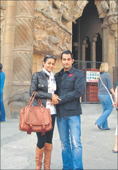 Amrita Arora, Shakeel Ladhak