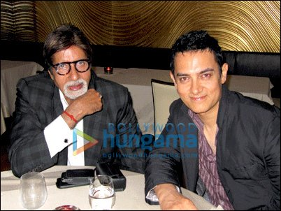Amitabh Asks Aamir to join Twitter