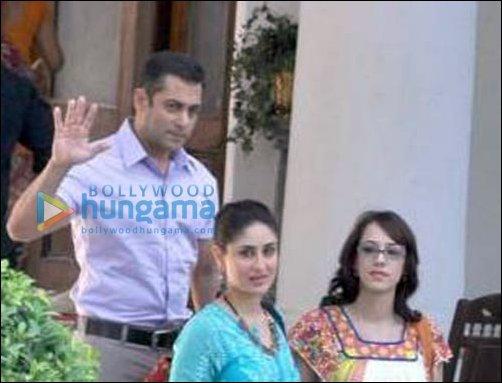 Salman, Kareena