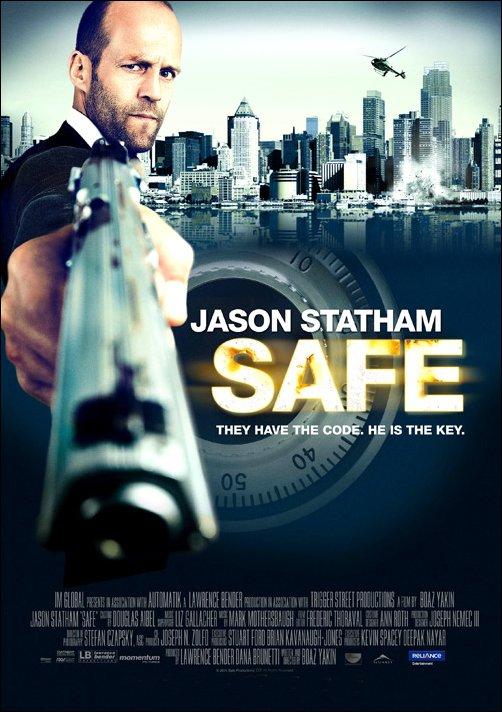 Safe / Сейф (2012)