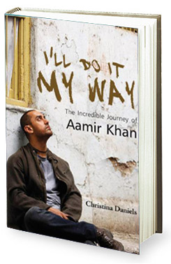 Book review - Ill Do It My Way - The Incredible Journey of Aamir Khan