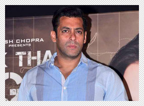 salman2 Ek Tha Tiger is one notch higher than what Ive done before   Salman Khan