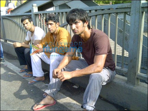First look: Sushant, Amit and Raj in Kai Po Che