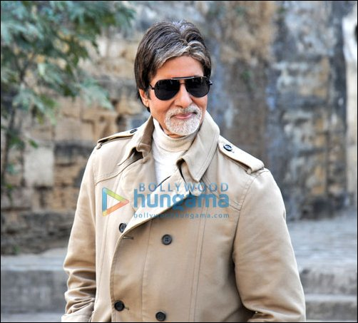 <br /> 	An intimate diary-on-film with Big B