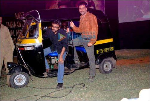 Check Out Emraans rickshaw ride