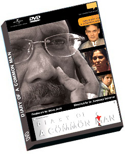 DVD Review - Diary of a Common Man | Oye! Times A Common Man Dvd