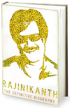 Book review - Rajinikanth - The Definitive Biography
