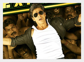 srk1 SRKs name not on Chennai Express posters   Much ado about nothing?