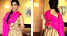 Sonam goes ethnic for Raanjhanaa promotions