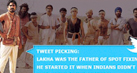 Tweet Picking: The Father of spot-fixing