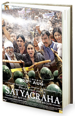 Book Review - Satyagraha - The Story Behind The Revolution
