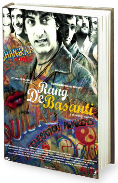 Book review - Rang De Basanti - The Shooting Script