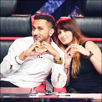 Check out: Honey Singh with wife Shalini on reality show | Latest ...