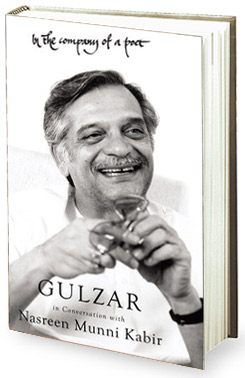 Book Review - In the Company of a Poet - Gulzar