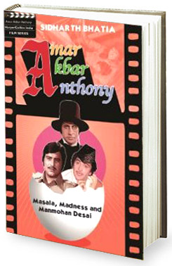 Book Review - Masala Madness and Manmohan Desai