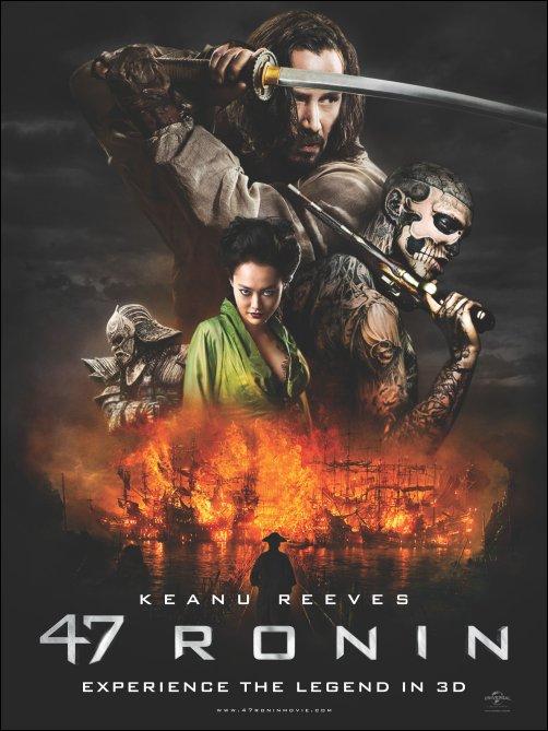 Win Movie Tickets of 47 Ronin
