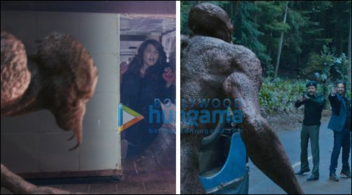 Check Out Exclusive Look Of The Creature Latest Movie