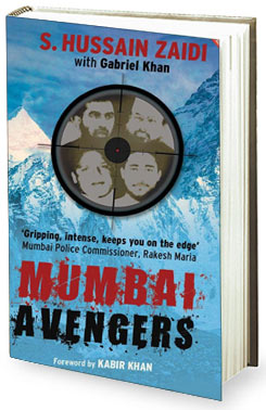 Book review - Mumbai Avengers Arriving as Saif-Katrinas Phantom