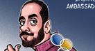 Bollywood Toons: Dabangg ambassador!