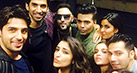 Check out: Abhishek Bachchan joins Dream Team cast in New York City