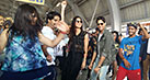 Watch: Katrina Kaif and Sidharth Malhotra's flashmob on Kala Chashma at Jaipur Metro Station