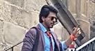 An encounter with Shah Rukh Khan in Prague
