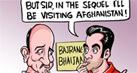 Bollywood Toons: Bajrangi Bhaijaan-2 for Anupam Kher?