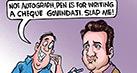 Bollywood Toons: Govinda's 5-lakh rupees slap!