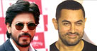What is Shah Rukh and Aamir Khan's gameplay this year?