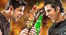 Watch: Sidharth Malhotra stars in Pakistani ad with Ali Zafar for Sprite