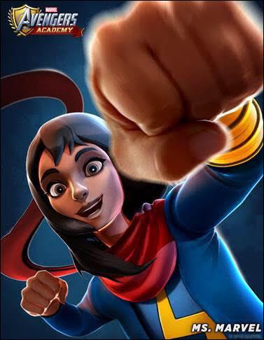 Priyanka Chopra to voice Miss Marvel in Avengers game