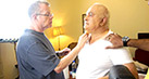 Behind the scenes of Rishi Kapoor\'s makeup for Kapoor & Sons