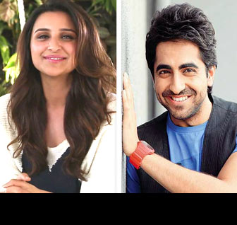 Parineeti Chopra and Ayushmann Khurrana in YRF's Meri Pyaari Bindu