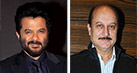 """""""Yes, Anil Kapoor & I are now going to be relatives"""" - Anupam Kher"""