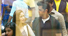 Check out: Hrithik Roshan and Yami Gautam on the sets of Kaabil