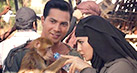 Check out: Jacqueline Fernandez and Varun Dhawan with monkey Coco