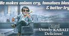 Check out: Amul's tribute to Rajinikanth's Kabali