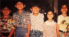 Sonam Kapoor shares childhood photo with Arjun Kapoor, Mohit Marwah and Rhea Kapoor