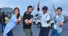 When John Abraham, Varun Dhawan and Jacqueline Fernandez turned traffic police