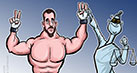 Bollywood Toons: Salman 'Sultan' Khan acquitted!