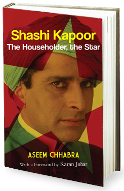 Book review - Aseem Chhabras Shashi Kapoor - The Householder the Star