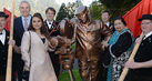 Swiss government instils (late) Yash Chopra's sculpture in his honour