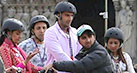 Check out: Ranveer Singh spotted with a helmet on the sets of Befikre
