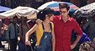Spotted: Ranbir Kapoor and Katrina Kaif on the sets of Jagga Jasoos [ Slideshow ]