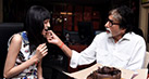 Check out: Amitabh Bachchan makes a lucky fan's dream come true