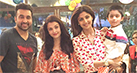 Check out: Aishwarya Rai Bachchan and her daughter attend Viaan Kundra's birthday bash