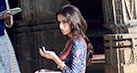 Shraddha Kapoor shoots inside the historical Jama Masjid for OK Jaanu