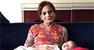 Check out: Salman Khan's mother Salma Khan with baby Ahil