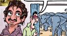 Bollywood Toons: Ram Gopal Verma's Veerappan!