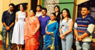 Check out: Kangna Ranaut meets the cast of a Gujarati play